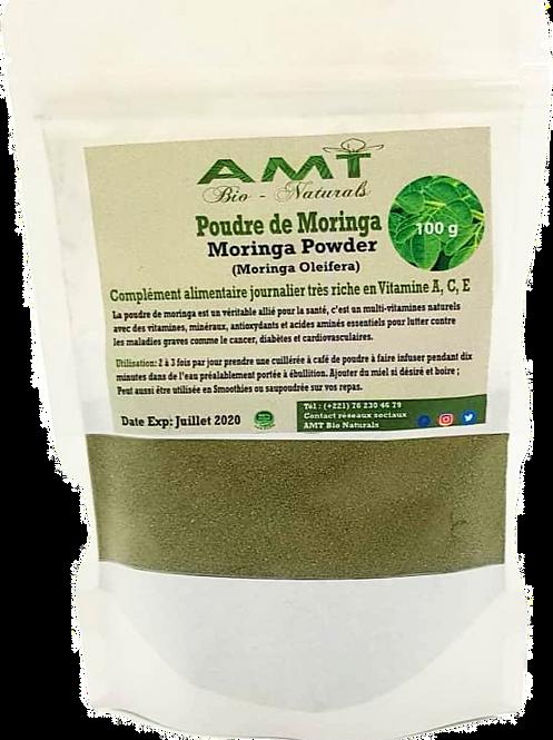 Moringa Powder  /  Poudre de Moringa