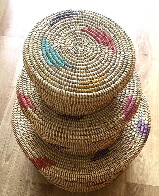 Baskets Set / Ensemble Paniers