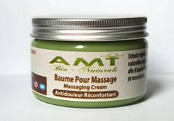 Massaging cream