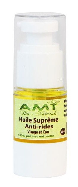 Antiwrinkle oil/ Huile Anti-rides