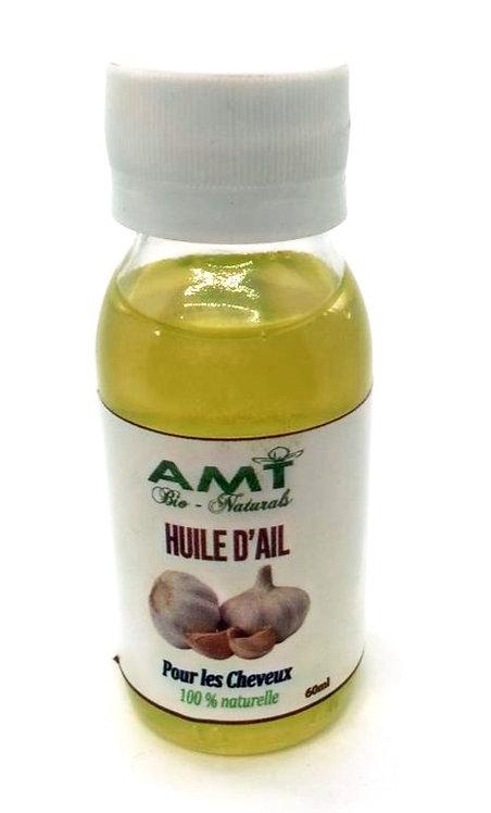 Garlic oil / Huile d'ail