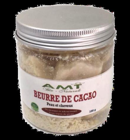 Raw Cacao Butter / Beurre de Cacao Brut