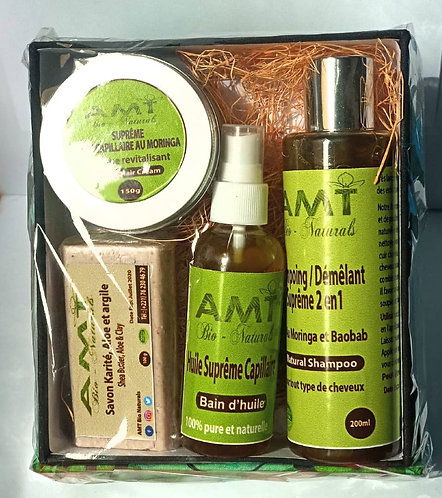 Gift Box hair care/ Coffret soins capillaires