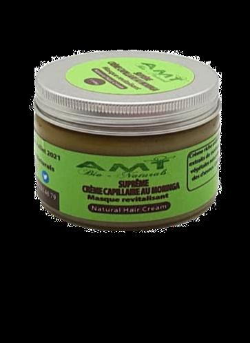 Moringa Hair Cream / Creme Capillaire au Moringa