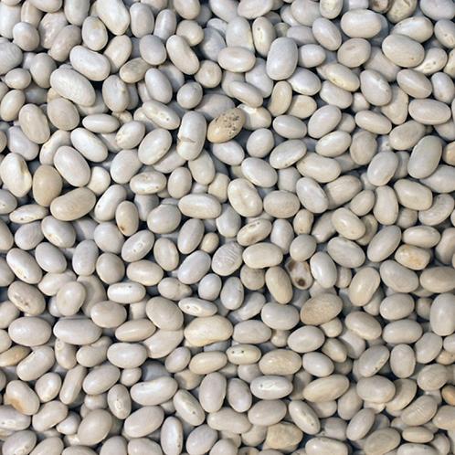 Haricot Beans  (per 100g)
