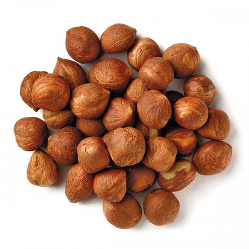 Hazelnuts  (per 100g)