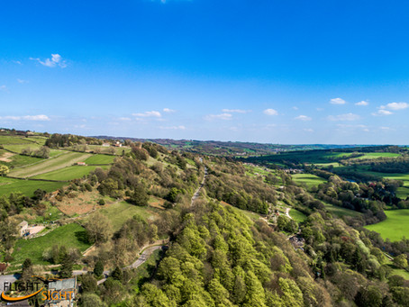 AERIAL FILMING IN YORKSHIRE