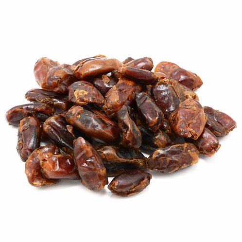 Whole Pitted Dates  (per 100g)