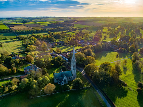 South Dalton Church, East Yorkshire