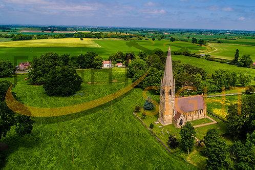 St Leonards Church, Scorborough