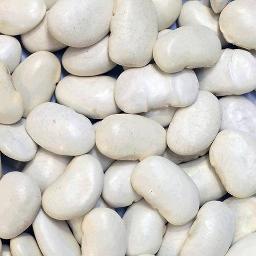 Butter Beans  (per 100g)