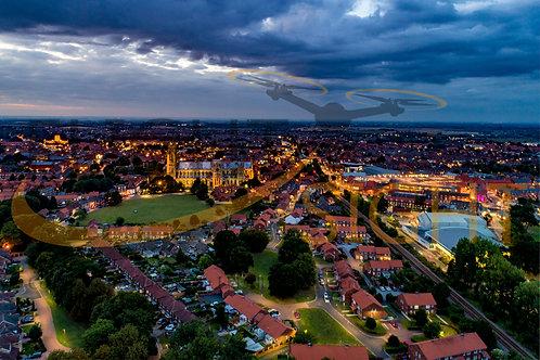 Beverley at Night
