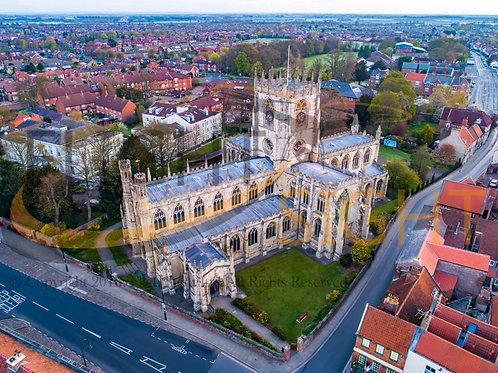 St Marys Church, Beverley