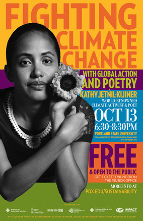 Fighting Climate Change with Global Action and Poetry