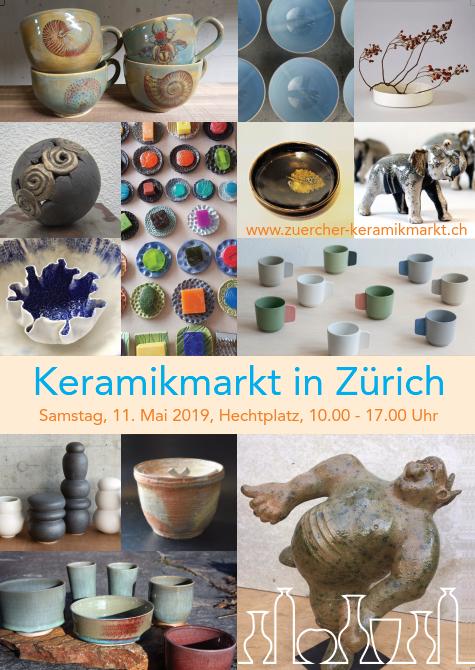 Keramikmarkt Zürich 2019
