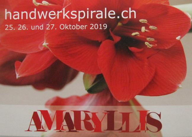 Herbstausstellung der Handwerkspirale 2019