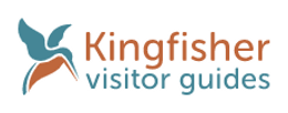 Kingfisher visitor guides logo