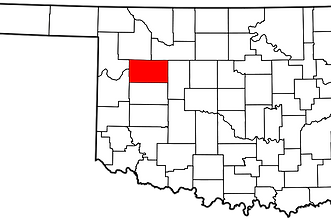 Dewey County Oklahoma