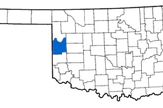 Roger Mills County Oklahoma