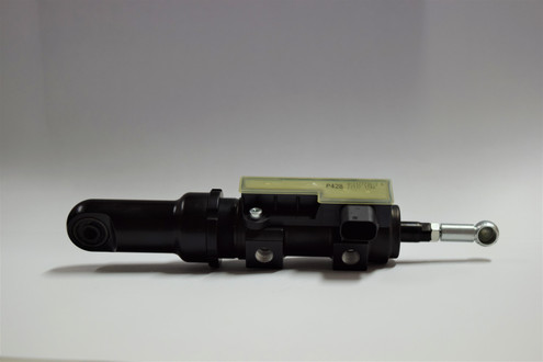 Instrumented linear actuator for H pattern gearbox (selection)