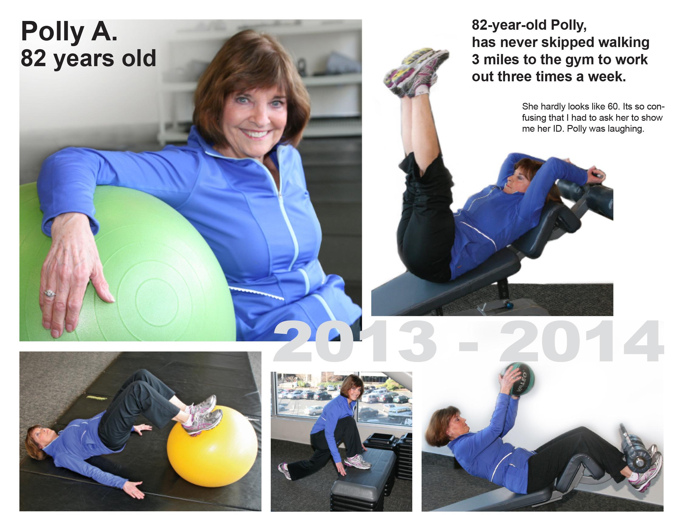 83 yo - Party Lady