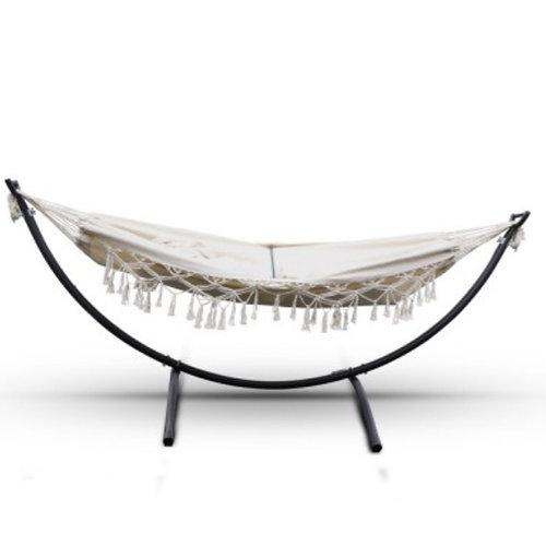 Tassel hammock cream