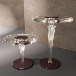 Производство столов с прозрачным подстол