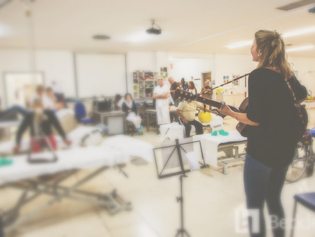 Music in hospital