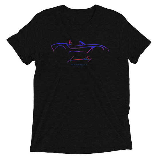 Limited edition / Jannarelly Drive Silhouette t-shirt