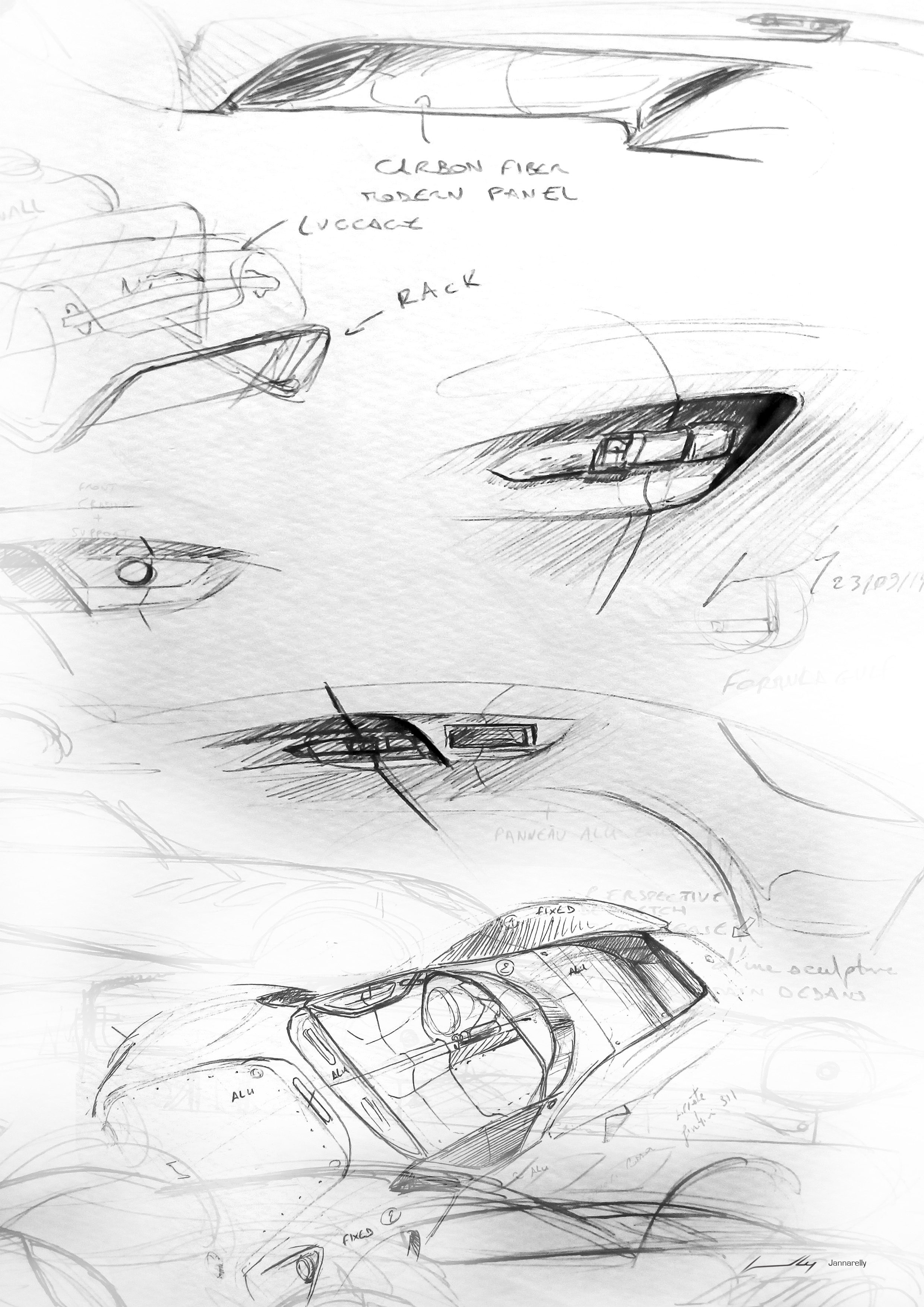 sketches Jannarelly 3