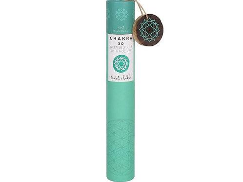 Luksus Røgelse - Hjerte Chakra