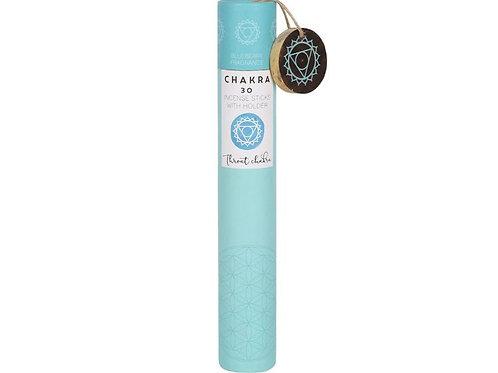 Luksus Røgelse - Hals Chakra