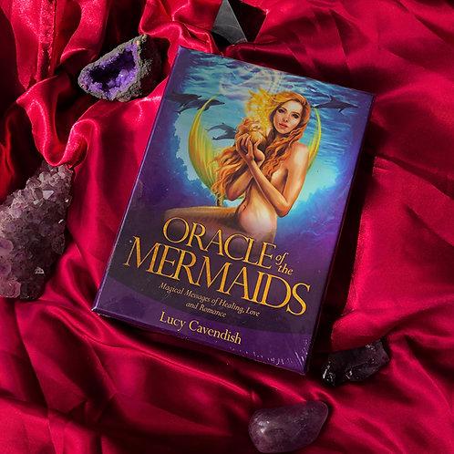 Oracle Of The Mermaids Orakelkort