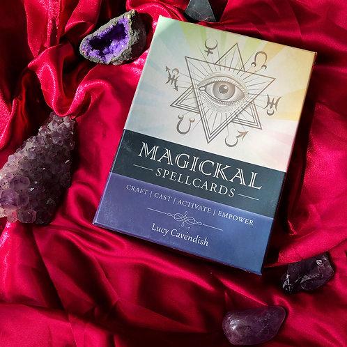 Magickal Spellcards Orakelkort