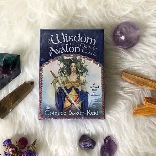 Wisdom Of Avalon Orakelkort