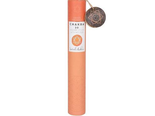 Luksus Røgelse - Sakral Chakra