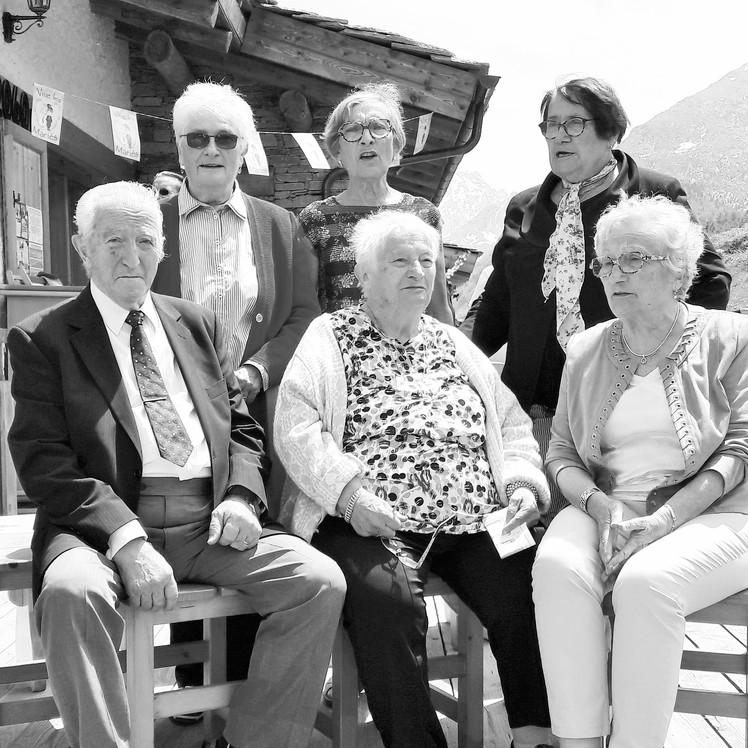 Les cinq soeurs et mon pére