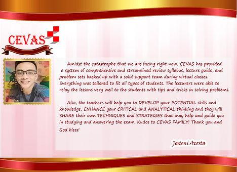 CEVAS IELTS Review and Language CenterG.