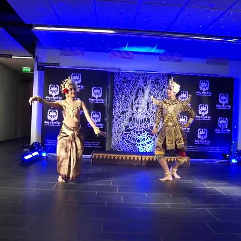 Ballet royal du Cambodge