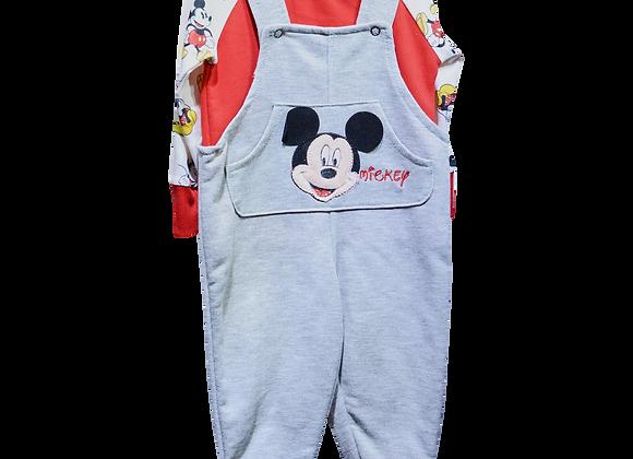 Overol Elo Niño Mickey