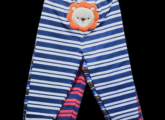 Pantalones x3 Und. Lanilla Licrada For Baby´s