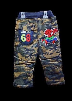Pantalon Camuflado Niño