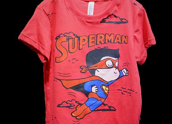 Camiseta Custodia Superman