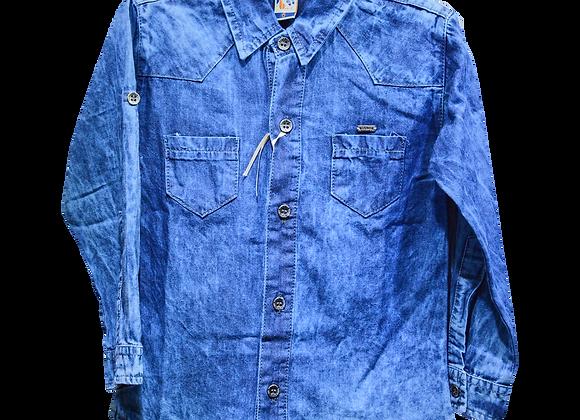 Camisa Niño Chambray