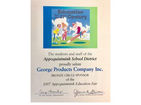 2007 EDUCATION FARE SPONSOR