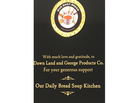 OUR DAILY BREAD SOUP KITCHEN