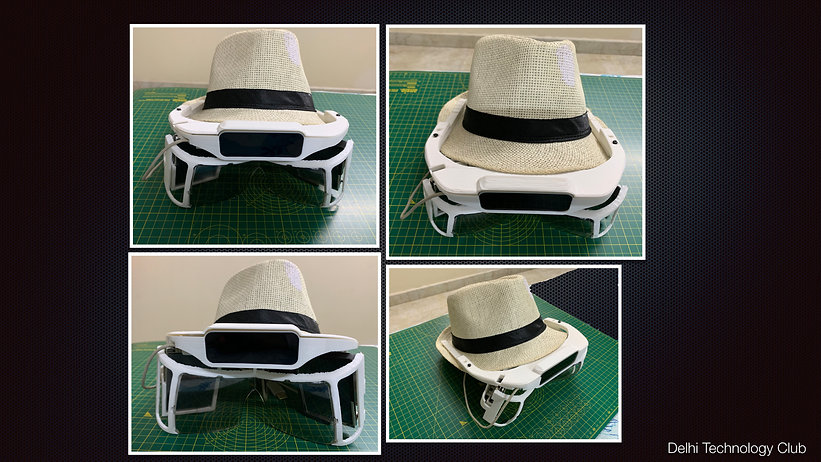 Project North Star Headset - Hat Version