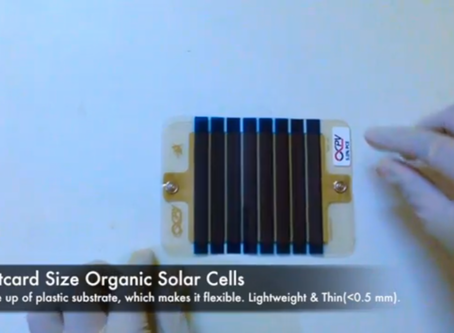 3 Generations of Solar Cells