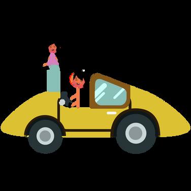 Frinvu Car