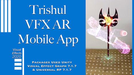 Trishul VFX AR